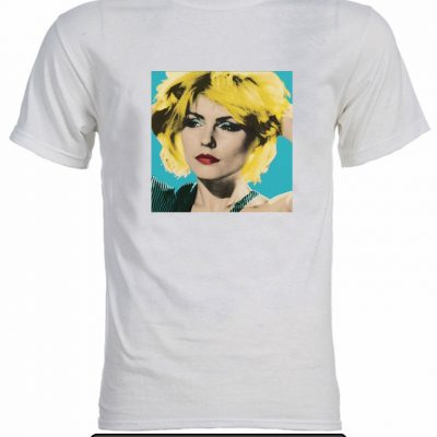 Remera estampada Blondie. A038