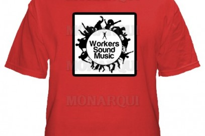 A060-Remera Workers Sound Music