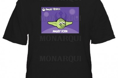 K007-Remera Angry birds star wars