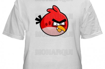 K010-Remera Angry Birds