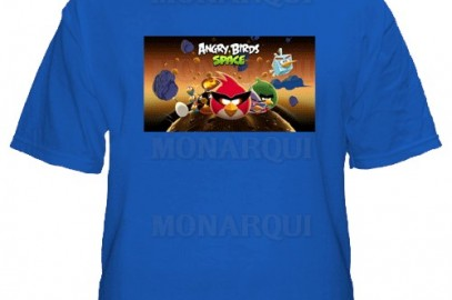 K012-Remera Angry Birds