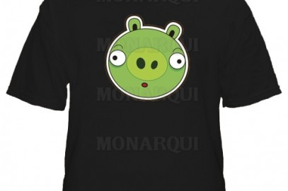 K014-Remera Angry Birds