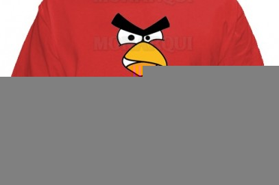 K015-Remera Angry birds