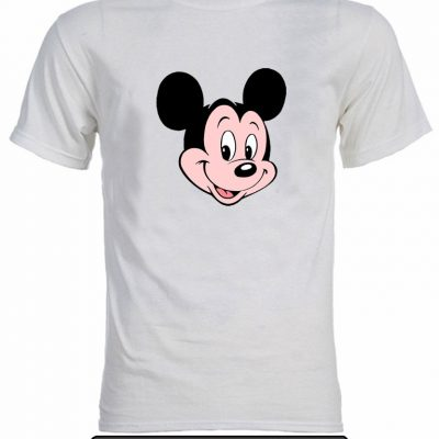 Remera estampada Mickey. K069