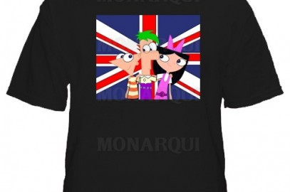 k090-Remera Phineas & Ferb