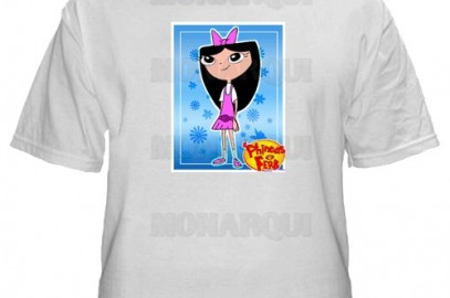k097-Remera Phineas & Ferb
