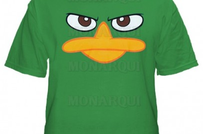k098-Remera Phineas & Ferb